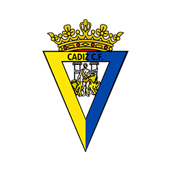 logotipo de CADIZ CLUB DE FUTBOL SAD