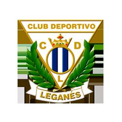logotipo de CLUB DEPORTIVO LEGANES, SA D