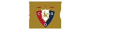 Logo CA Osasuna - Web Oficial